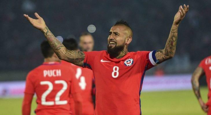 Chile – Australia: Xây chắc ngôi đầu