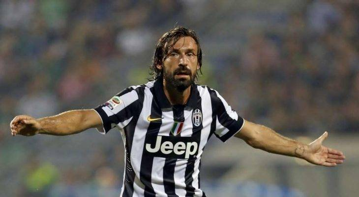 Andrea Pirlo tin Juventus vô địch Champions League