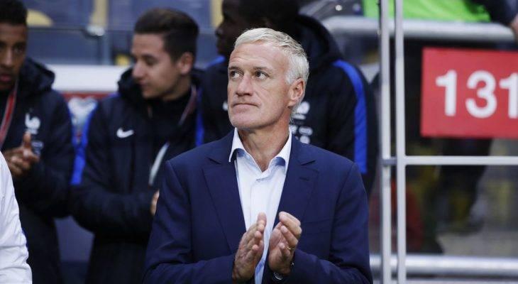 Huyền thoại Man Utd công khai chỉ trích Didier Deschamps