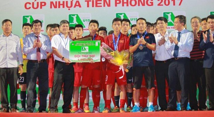 Kết thúc giải U15 quốc tế 2017: Bài test hiệu quả cho U15 Việt Nam
