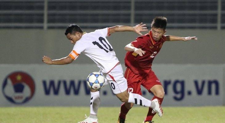U15 Việt Nam 0–0 U15 Myanmar: Chủ nhà ngậm ngùi về nhì