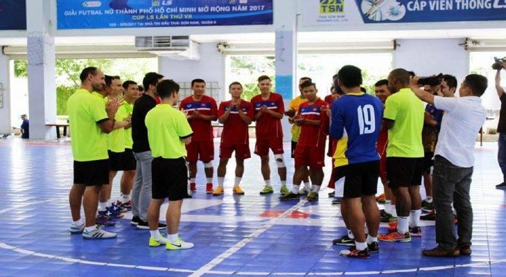 Điểm tin trưa 10/7: Đội tuyển Futsal Việt Nam lên đường sang Thái Lan tập huấn