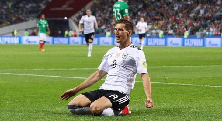 """Đức 4-1 Mexico: Goretzka tỏa sáng, """"Xe tăng Đức"""" dễ dàng bắn hạ """"El Tri"""""""