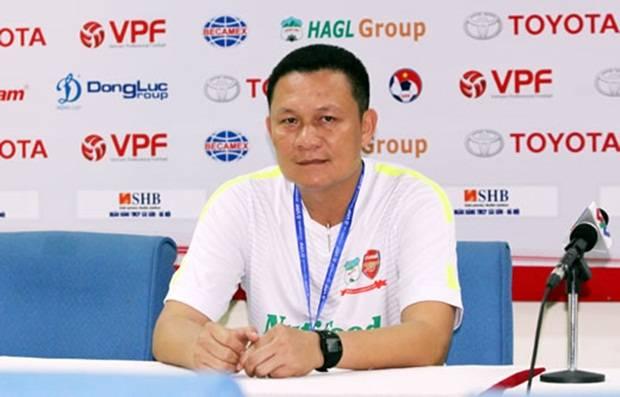 HAGL thua trận, HLV Nguyễn Quốc Tuấn vẫn hài lòng
