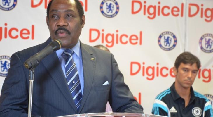 Chủ tịch liên đoàn bóng đá Jamaica qua đời
