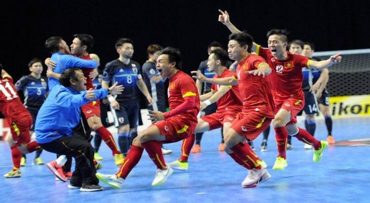 Bản tin tối ngày 25 tháng 9 : Futsal Việt Nam chạm trán Hà Lan và Nga tại Trung Quốc