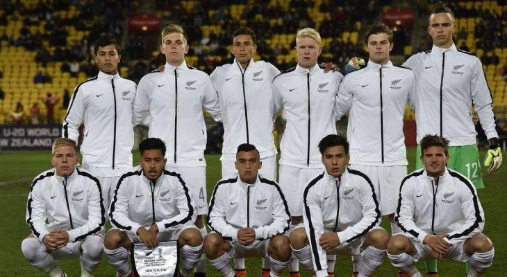 Cầu thủ từng chạm trán U-20 Việt Nam tham dự Confed Cup cùng ĐT Newzealand