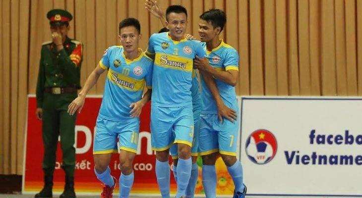Giải futsal VĐQG HD-Bank Cup 2017: Thái Sơn Nam tiếp tục gây ấn tượng