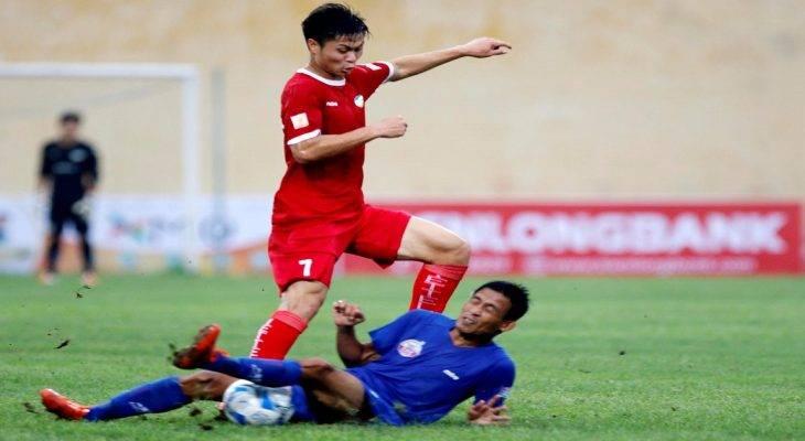 """Con trai của cựu cầu thủ Công An Hà Nội bị Viettel """"trảm"""""""