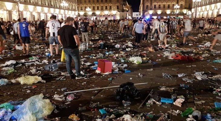 Bạo loạn tại Turin hậu chung kết Champions League, một cổ động viên Juventus thiệt mạng