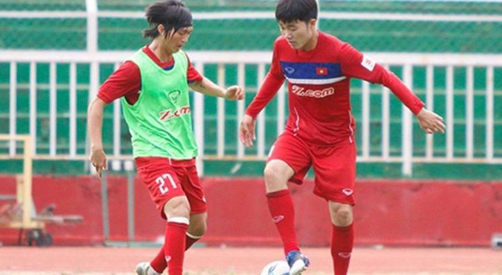 Xuân Trường bị treo giò ở trận ra quân tại vòng loại U23 châu Á