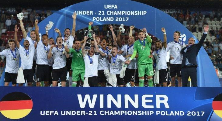 Thắng tối thiểu, U21 Đức lên ngôi vô địch U21 châu Âu