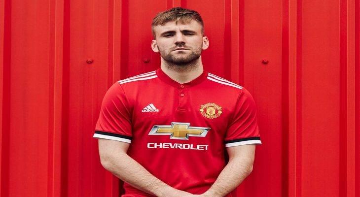Những khác biệt trong mẫu áo sân nhà mới của Manchester United