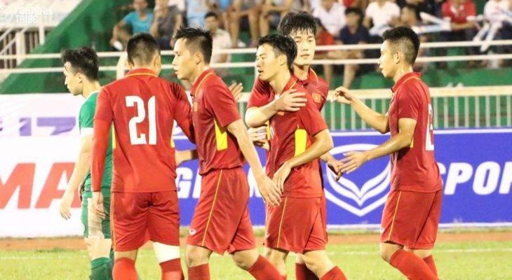 Vé trận U22 Việt Nam – Ngôi sao K. League: thấp nhất 100.000 đồng