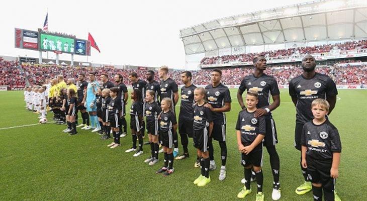 Lukaku khai hỏa, Man Utd nhẹ nhàng vượt qua Real Salt Lake