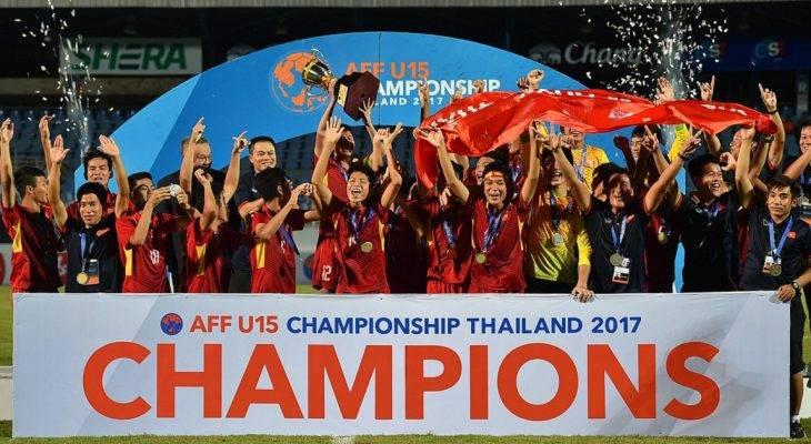 Cựu ngoại binh V. League chúc mừng chiến công của U15 Việt Nam
