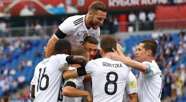 Giành chiến thắng tối thiểu, Đức lên ngôi vô địch Confed Cup bằng đội hình 3