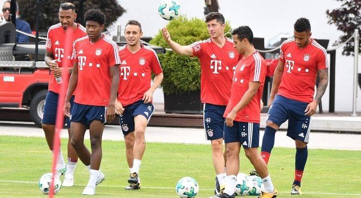 Bayern Munich công bố danh sách du đấu tại Singapore