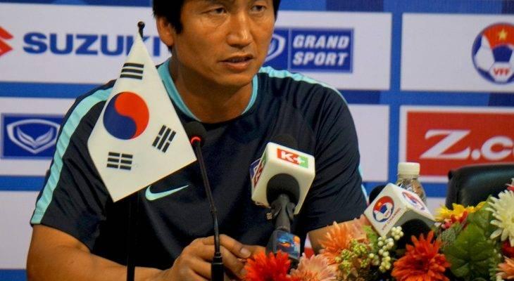 HLV U22 Hàn Quốc hài lòng với chiến thắng đậm trước Macau (TQ)