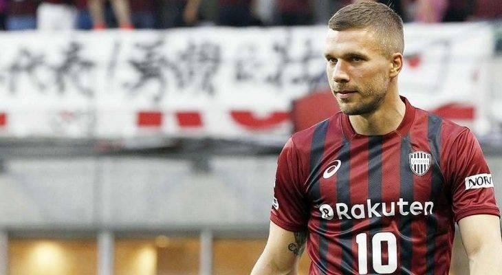 """Lukas Podolski: """"Giải vô địch Trung Quốc sẽ không bao giờ vươn tầm"""""""