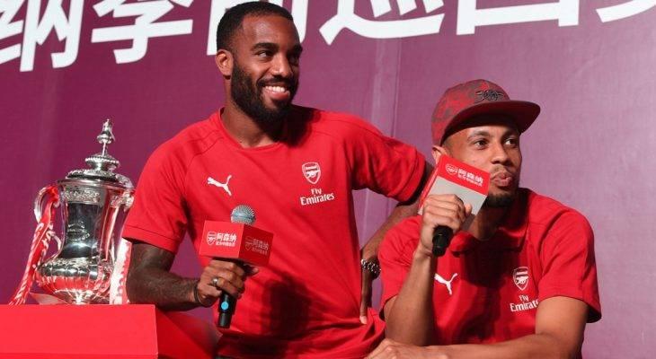 """Francis Coquelin: """"Lacazette sẽ mang lại sự khác biệt cho Arsenal"""""""