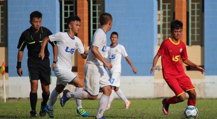 BÁN KẾT U17 QUỐC GIA – CÚP THÁI SƠN NAM 2017  Chờ đợi những bữa tiệc bóng đá trẻ