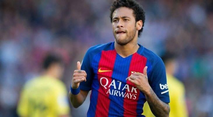 Top 5 lần Neymar va chạm với cầu thủ đối phương