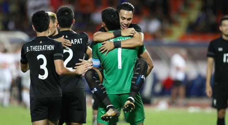 Thái Lan gọi binh hùng tướng mạnh chuẩn bị cho VL World Cup