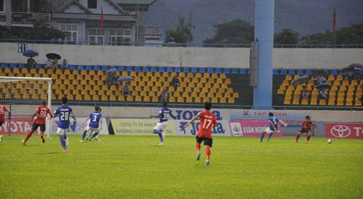 Than Quảng Ninh 2-1 Long An: 3 điểm ở lại Cẩm Phả