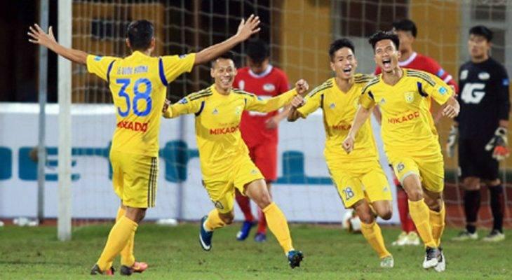 Thắng Đắk Lắk, Nam Định đặt một chân lên V.League 2018