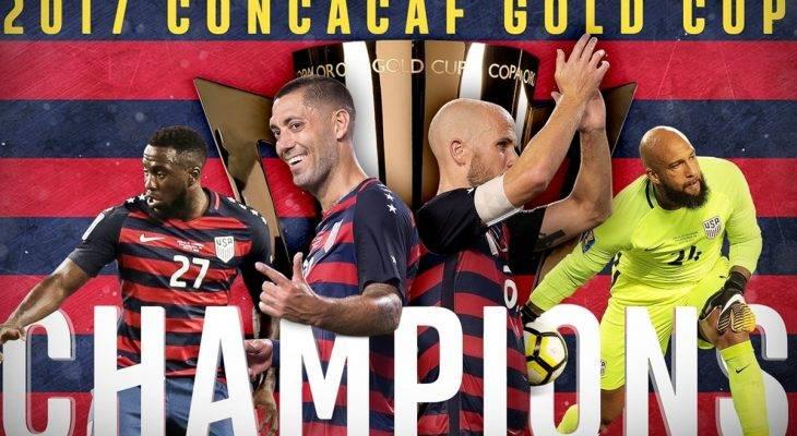 Đánh bại Jamaica, Mỹ lên ngôi vô địch Gold Cup lần thứ sáu
