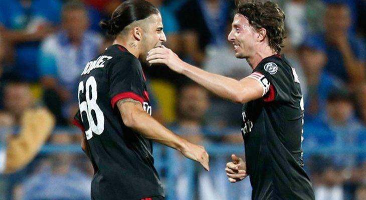Vòng sơ loại thứ ba Europa League: AC Milan, Everton thắng nhọc nhằn