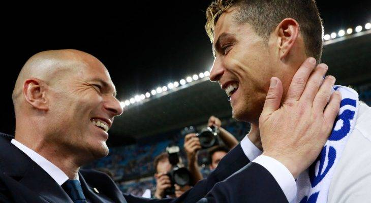 Điểm tin trưa 22/7: Zinedine Zidane chốt tương lai Ronaldo