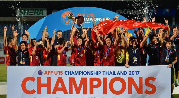 HLV U15 Thái Lan nói gì sau khi thua U15 Việt Nam