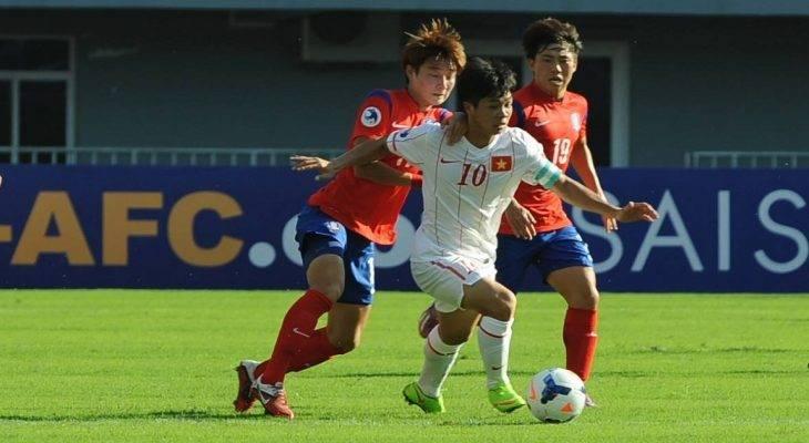 U23 Việt Nam – U23 Hàn Quốc: Thuốc thử mạnh trước SEA Games 29
