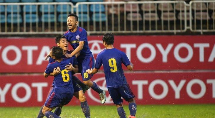 Vòng loại U21 Quốc gia 2017: Đã xác định 8 đội bóng dự VCK