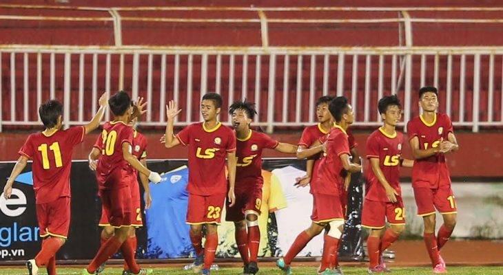 BÁN KẾT U17 QUỐC GIA – CÚP THÁI SƠN NAM 2017: PVF gặp Viettel ở trận chung kết