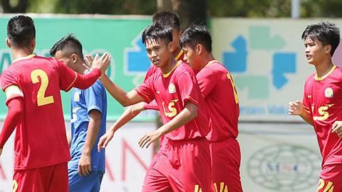 """U17 Viettel kỳ vọng vào sự trở lại của """"cầu thủ đáng xem nhất"""""""
