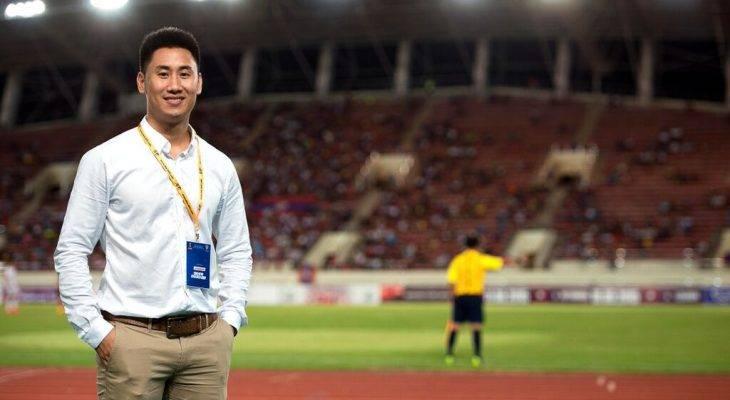 Phó Tổng thư ký Liên đoàn bóng đá Lào gia nhập Wolfsburg