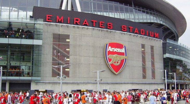 SỐC: Cửa hàng bán đồ lưu niệm của Arsenal bị cướp