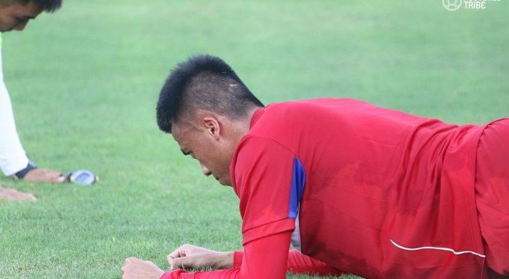 Sao trẻ PVF chia tay U18 Việt Nam