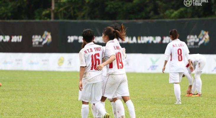 Nhìn lại màn ra quân của ĐT Nữ Việt Nam tại SEA Games 29