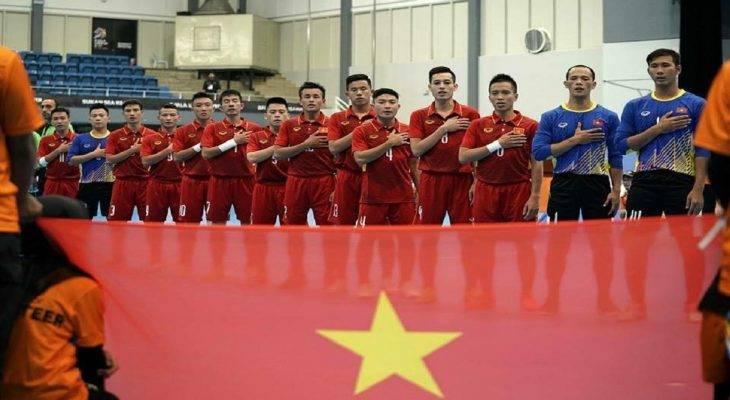 Futsal Việt Nam cầm hòa đáng tiếc trước Malaysia