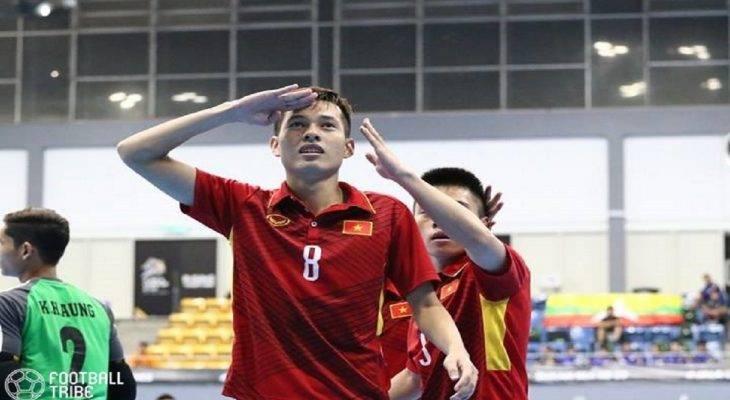 ĐT futsal Việt Nam giành HCĐ SEA Games 29
