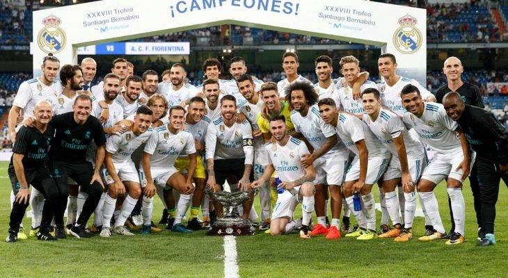 Điểm tin trưa 24/8: Real Madrid vô địch Bernabeu Cup