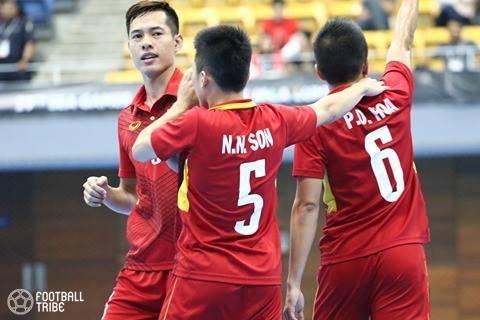 Futsal Việt Nam nuôi hy vọng giành bạc sau khi đánh bại Indoneia