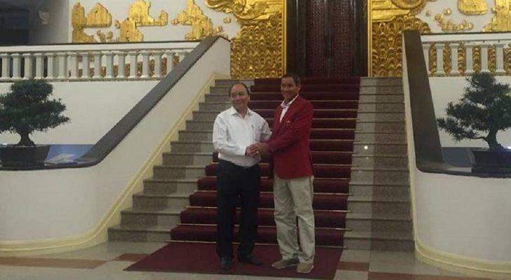Vô địch SEA Games, HLV Mai Đức Chung cùng tuyển nữ gặp mặt Thủ tướng