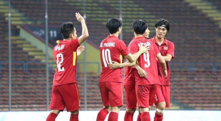 U22 Việt Nam 4-0 U22 Philippines: Việt Nam dẫn đầu bảng B