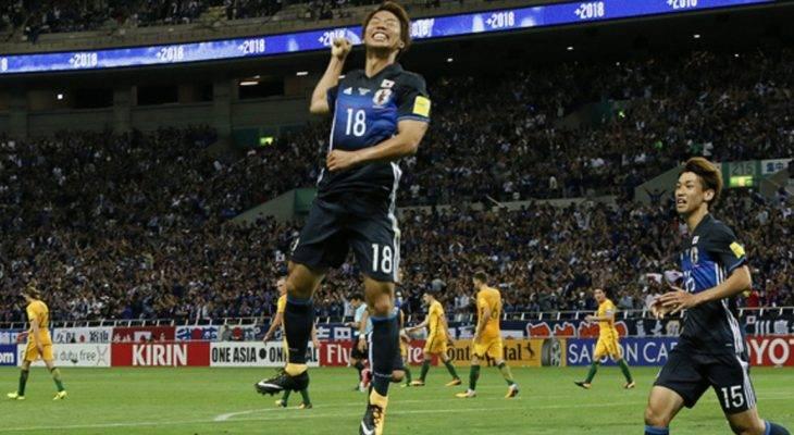 CHÍNH THỨC: Hạ Australia, Nhật Bản giành vé tham dự World Cup