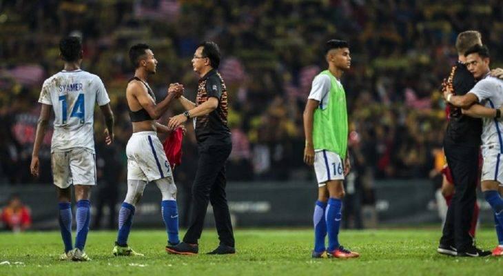 """HLV Ong Kim Swee: """"Đừng đổ lỗi cho thủ môn"""""""